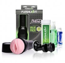 Fleshlight - Pink Lady Original - Value Pack