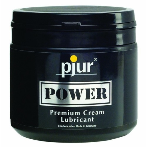 Pjur Power Premium Cream - 500 ml - hybrid creme