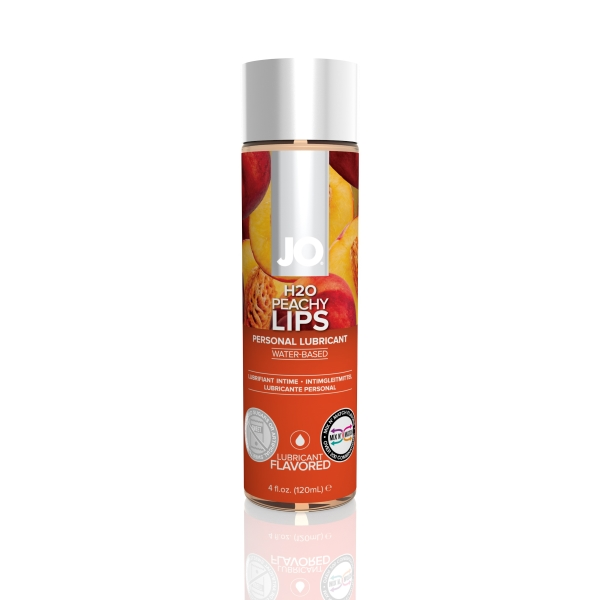 JO H2O Fersken - peachy lips - 120 ml