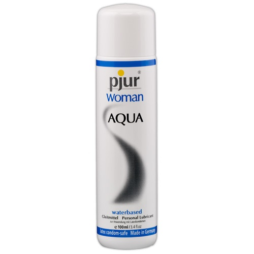 Pjur Woman Aqua - 100 ml - glidecreme
