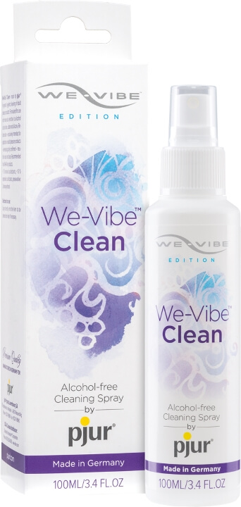 We-Vibe Clean spray - Made by Pjur - 100 ml - Hygiejne